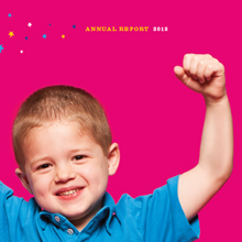 Children's Hospitals & Clinics of MN – 2012 Annual Report