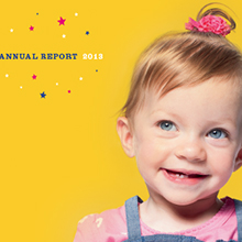 Children's Hospitals and Clinics of MN – Annual Report 2013