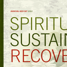 The Retreat Annual Report 2012
